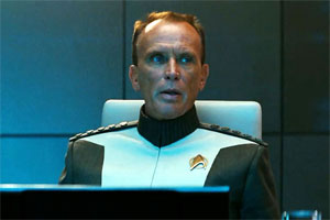 Peter Weller (STID: Admiral Alexander Marcus)