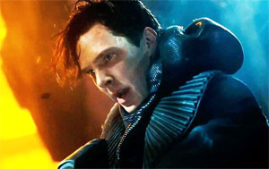 "Benedict Cumberbatch als ""Khan"" in Star Trek Into Darkness (2013)"