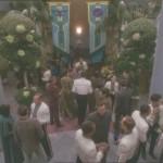 """Konferenzflagge der Romulaner: Verwendung in der Serie (DS9 7.16 """"Unter den Waffen schweigen die Gesetze"""")"""