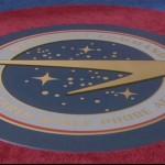 Starfleet Command Space Probe Agency: Das Emblem auf dem Teppich