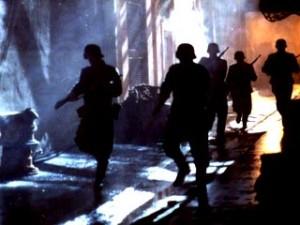 Staffel 4, Episode 1: Sturmfront (Storm Front) - Nachtdreharbeiten