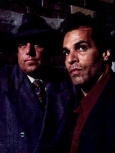 """Staffel 4, Episode 1: Sturmfront (Storm Front) - Joe Maruzzo als """"Salvatore"""" und Steven R. Schirripa als """"Carmine"""""""