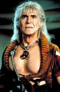 """Richardo Montalban als Khan Noonien Sing in """"Star Trek II: Der Zorn des Khan"""""""