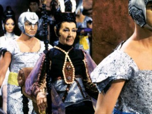 "Star Trek - The Original Series: Episode 2.01 ""Pon Farr"" (Amok Time) - Celia Lovsky als T'Pau"
