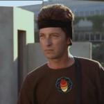 Star Trek: Voyager, Episode 1.04: Subraumspalten (Time And Again) - Emblem des Polarischen Ionen-Kraftwerks