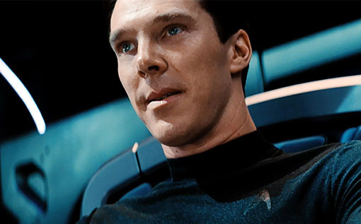 Star Trek Into Darkness - Benedict Cumberbatch als Khan