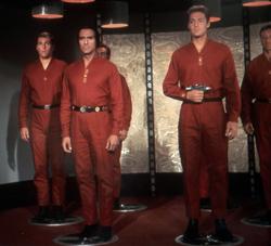Star Trek: Staffel 1, Episode 22: Der schlafende Tiger (Space Seed) - Entfernte Szene