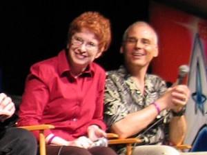Star Trek Enterprise: Autoren Judith & Garfield Reeves-Stevens