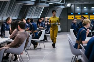 "Star Trek Discovery, Staffel 1, Epsiode 3 ""Context Is For The Kings"""