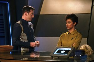 """Star Trek Discovery, Staffel 1, Epsiode 3 """"Context Is For The Kings"""""""